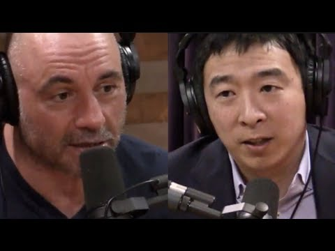 The Problem with Free College Joe Rogan & Andrew Yang