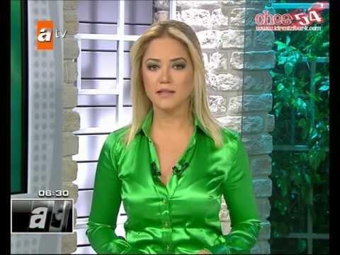Hilal Ergenekon Satin Blouse