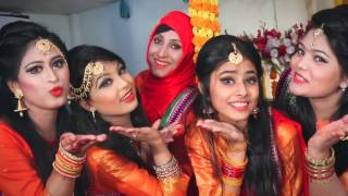 Rumel & Piya's Mehedi Celebration