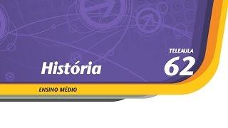 62 - O segundo Governo Vargas - História - Ens. Médio - Telecurso