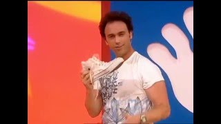 Hi-5 Party Street DVD: Nathan Dancing Feet