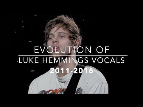 Evolution of Luke Hemmings' Vocals 2011-2016