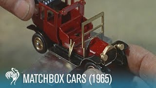 Matchbox Toy Cars: How They Are Made (1965)   British Pathé