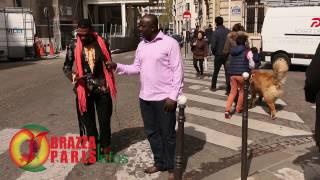 Norbat De paris pleure papa wemba et critique le patriarche. ..
