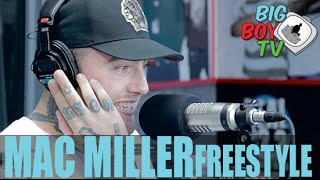 Mac Miller Freestyle! | BigBoyTV