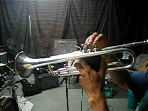 Canción de despedida solo trompeta