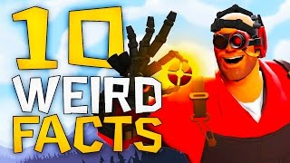 10 Weird Facts You Probably Didn