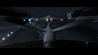 """Production Vlog #05: Star Trek II """"Unity"""" Spacedock Departure [CGI Redux]"""