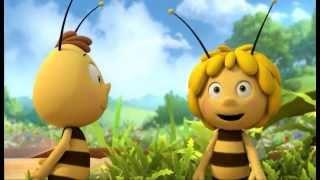 Pčelica Maja Igra pčela, srpski