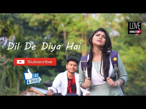 Xxx Mp4 Dil De Diya Hai Jaan Tumhein Denge Heart Touching Love Story Latest Hindi Sad Songs Till Watch End 3gp Sex