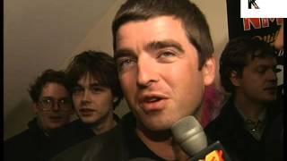 Noel Gallagher Goldie 1997 Brat Awards
