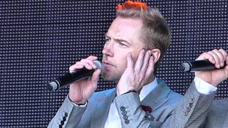 Boyzone - Everyday I Love You, Ageas Bowl, Southampton