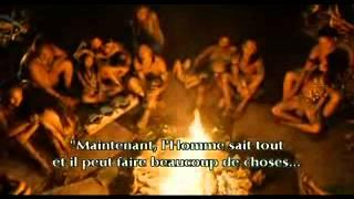 Apocalypto réunion autour du feu Nature de l'homme.mp4