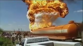 BIGGEST EXPLOSIONS COMPILATION 2016