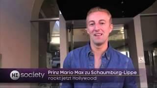 Prinz Mario-Max zu Schaumburg-Lippe goes Hollywood ATV Serie HD - Episode 1
