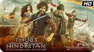 Thugs of Hindustan- official trailer | Amitabh bachchan | Aamir khan | katrina kaif | Fatima
