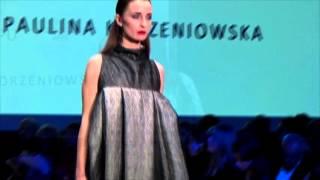 Pokaz Dyplomowy 2016 kolekcja- Paulina Korzeniowska