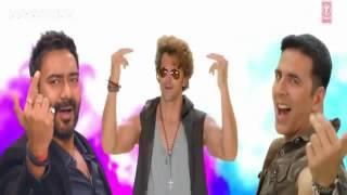 Birju full song !!Amitabh!! ajay devgan, akshay, ranveer, prabhu deva and ganesh  Hey Bro movie