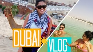 EURO TRIP PT  3: DUBAI!!
