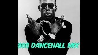 ♫80s  FreeStyle Dancehall Mix OCTOBER 2016 Shabba Ranks║Professor Nuts & Admiral Bailey