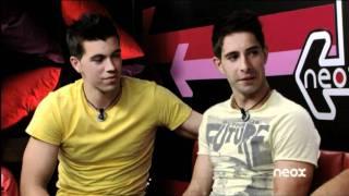 TETE, LOLO Y CHARLIE EN NEXT (21/06/2011) PARTE 2