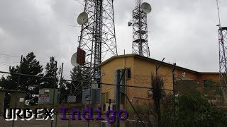 ABANDONED- Former radio station/Telecommunications facility