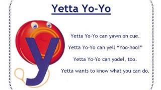 Alphafriends: Yetta Yo yo