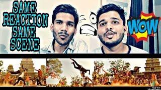 M Bros Reaction | Allu Arjun Sarainodu Interval Fight Scene | Hindi Dubbed |Ultimate Action