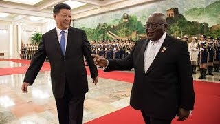 China to assist Ghana with $30m to undertake major economic policies