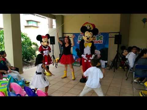 La mouske marcha de mickey mouse vidoemo emotional - La mickey danza ...
