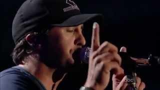 Luke Bryan - Drunk On You LIVE