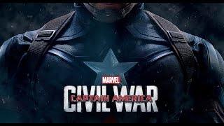 Capitan America CIVIL WAR trailer 3 audio latino (Fan Made)