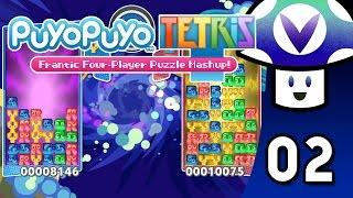 [Vinesauce] Vinny - Puyo Puyo Tetris (part 2)