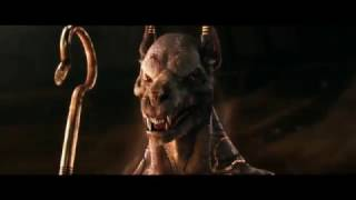 Anubis ( from '' Gods of Egypt '' movie ).