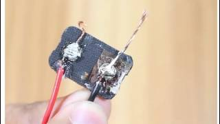 3 useful things can be made with 9v battery - life hacks