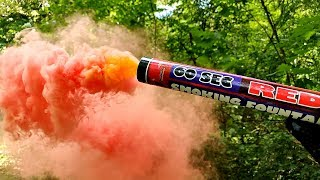 ✅🔥BIG FIRECRACKERS and RED SMOKE💣🌈🌈