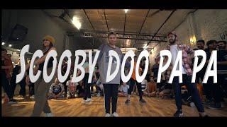 Scooby Doo Pa Pa - DJ kass | Ankit Sati Choreography