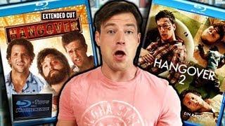 HANGOVER 1 + 2  - Blu-ray-Tipps zum Wochenende