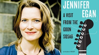 Jennifer Egan on A Visit from the Goon Squad at the 2017 AWP Book Fair
