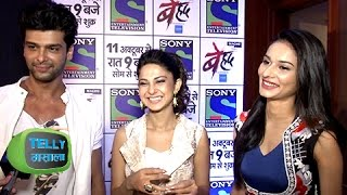 Exclusive Interview : Jennifer Winget, Kushal Tandon, Aneri Vajani Offscreen Chemistry | Beyhadh
