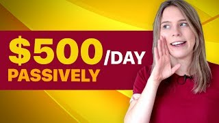 How We Make $500 a Day with Affiliate Marketing (Passive Income Case Study)