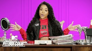 Not Even B. Simone Can Save These F*** Boys 😂 Wild 'N Out | MTV