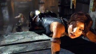 Tomb Raider 2013: Lara Croft Vs 1000 Zumbis