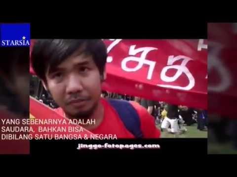 INDONESIA : MALAYSIA ADALAH SAUDARA YANG TERPISAH (MELURUSKAN SEJARAH YANG HILANG )