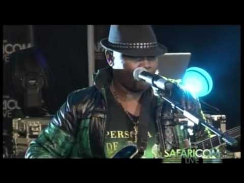 Mike Rua's performance (Niko Na Safaricom Live Meru Concert)