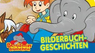Benjamin Blümchen als Sheriff BILDERBUCH GESCHICHTEN