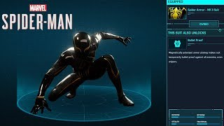 BULLET-PROOF SPIDER ARMOR!! | Spider-Man PS4 w/Thinknoodles! [Part 3]