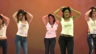 Mercedes Nieto & The Nymph Oriental Dance Co. - Drum solo