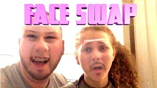 Face Swap Live With Strangers & Family ( Creepy & Hilarious )