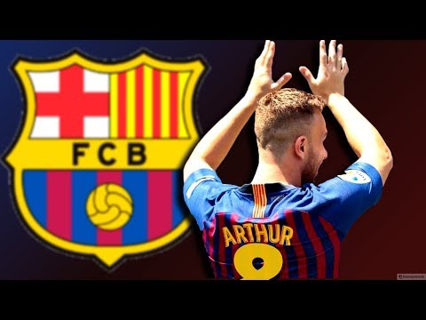 Xxx Mp4 Arthur Melo ● Barcelona S New No 8 ● The Start ● 2018 19 HD 3gp Sex